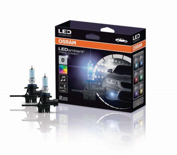 HB4 9006 rgb led