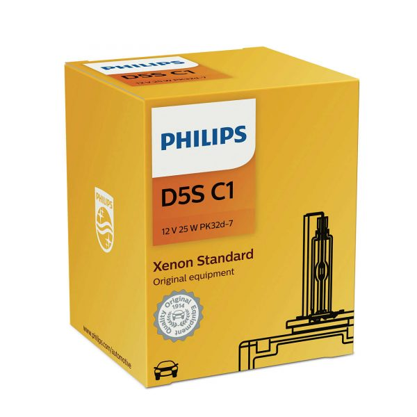 philips d5s