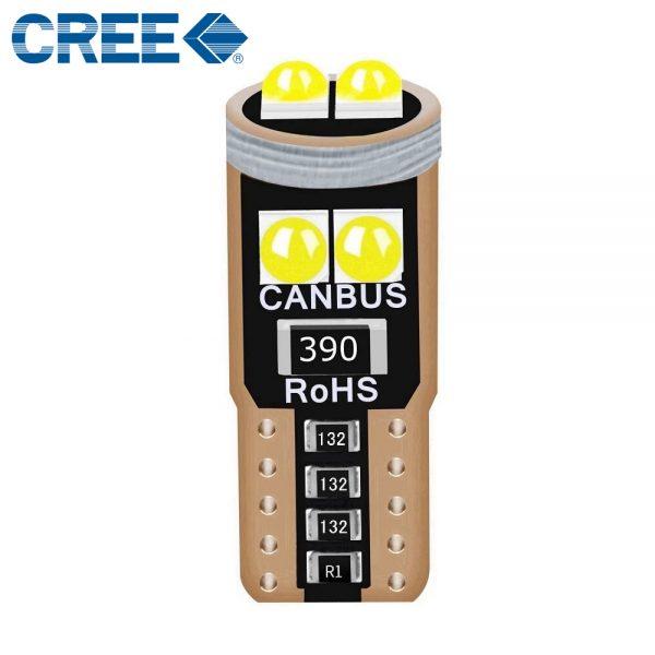 t10 cree led lempute